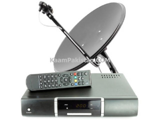 Dish Tv Services and Recharge Provider - Hussain Agahi - Multan