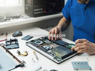 Laptop and Computer Repairing Service - Gool Bagh - Multan