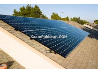 Solar Panel Services available - Katchary Road- Multan