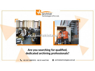 Archive Technologies In Islamabad