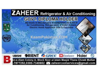 Zaheer Cool and Electric Services