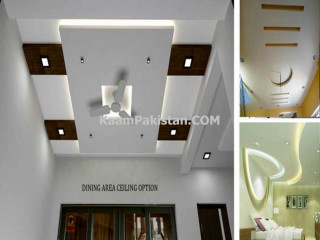 False Ceiling and decorators - Nawab Pur road - Multan